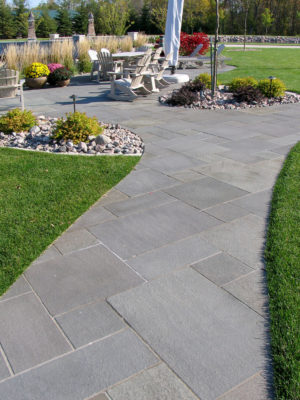 Cut Patio Stone